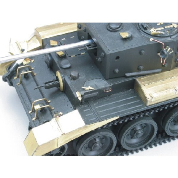 conversion pour Cromwell Mk.I (pour maquettes Tamiya)