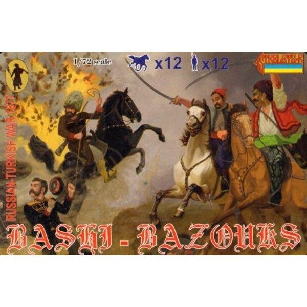 Bashi-Bazouks 1877 Russo-Turkish War 1877