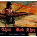 thin red line.. inclut un nouveau coffret avec 4 grappes de turcs de crimée : 1 grappe de commandeme