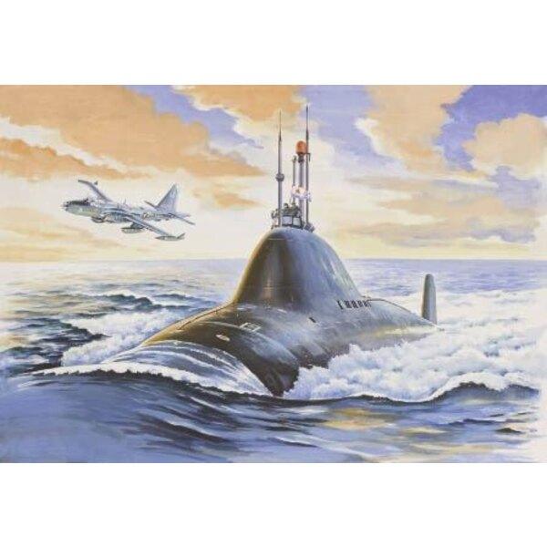 Sous-marine Projet 705 de classe Alfa