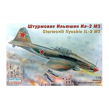 Stormovik Ilyushin IL-2M3