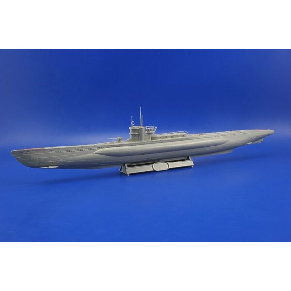 1:144 U-Boat VIID (designed to be assembled with model kits from Revell)