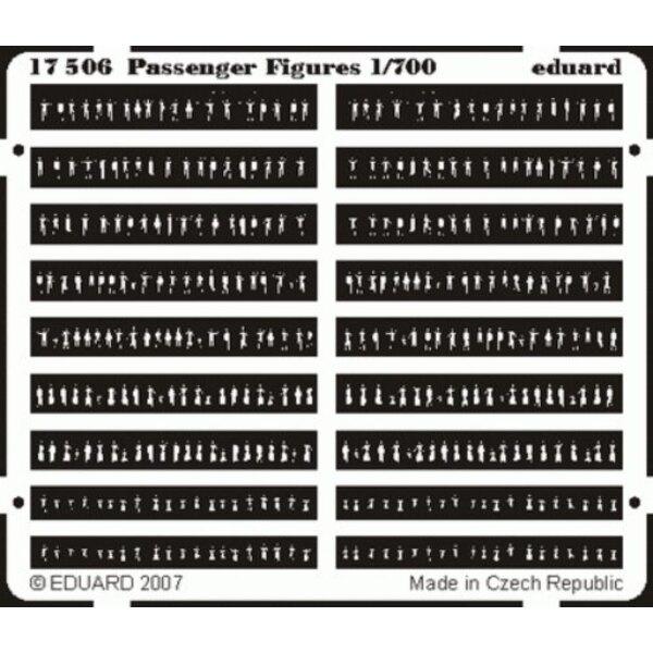 1:700 Figurines de passagers