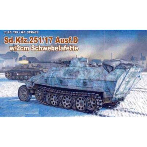 sd.kfz.251/17 ausf.d 1/35
