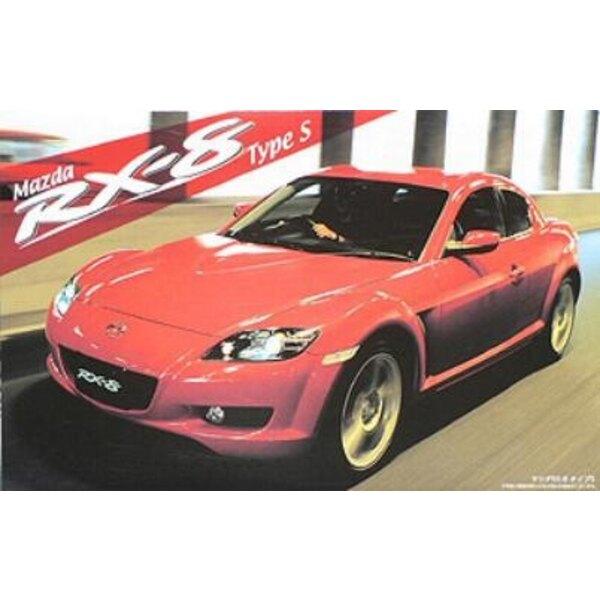 Mazda Rx8 1/24