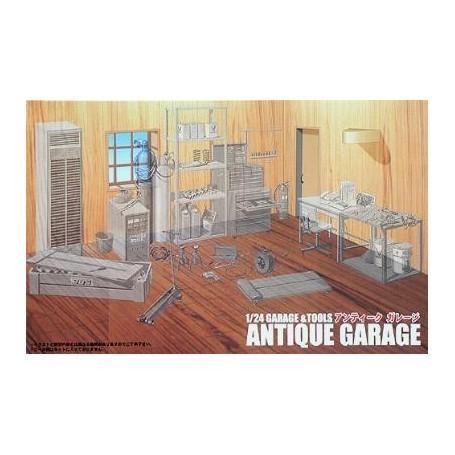 Garage d epoque