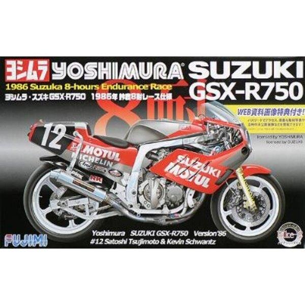 Suzuki Yoshimura Gsx-R