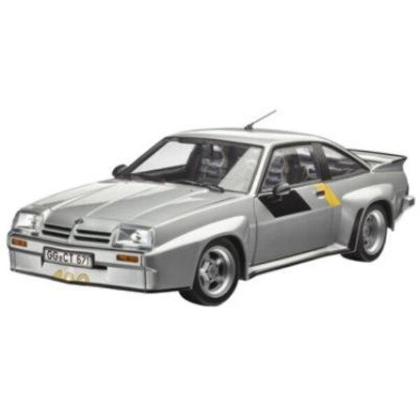 Opel Manta 400 Silver 1:18