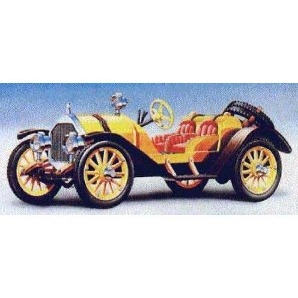 mercer raceabout 1912 1/24