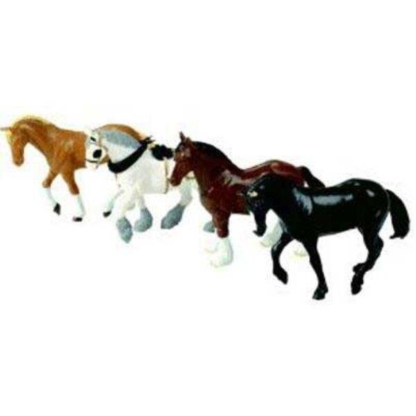 chevaux de trait 1/32