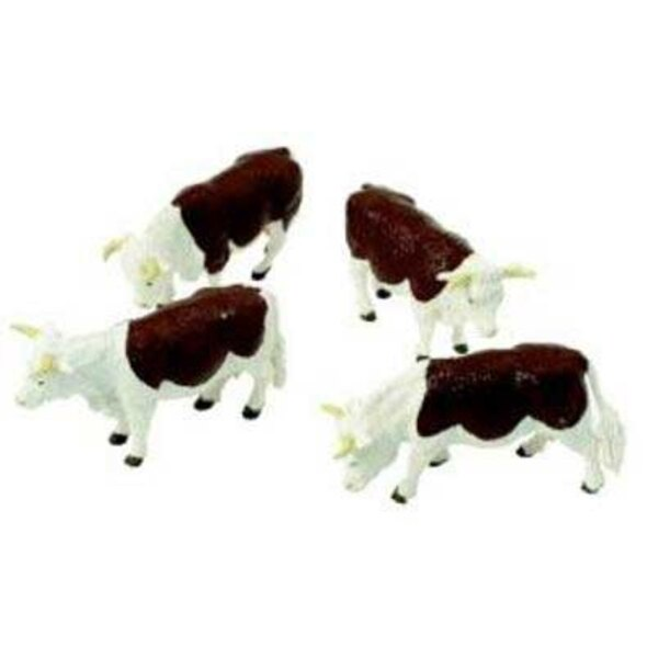 vaches hereford 1/32