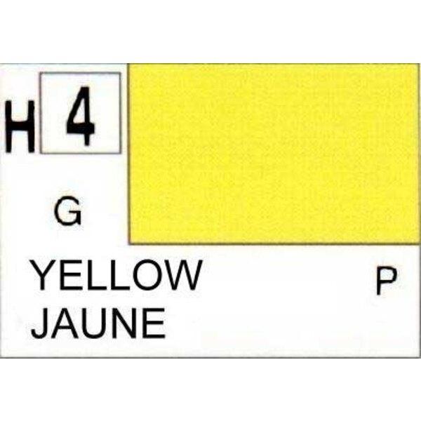 H004 Gloss Yellow
