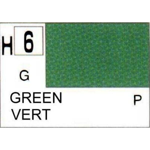 H006 Vert brillant