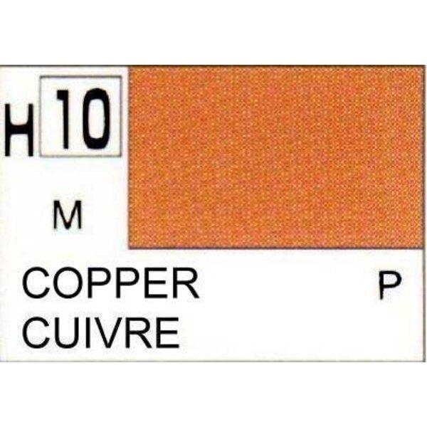 H010 Cuivre Métal
