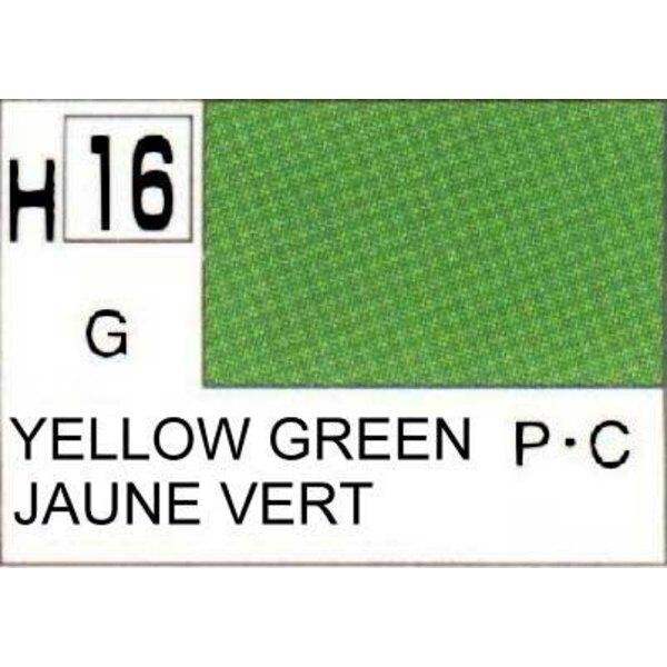 H016 Vert-Jaune