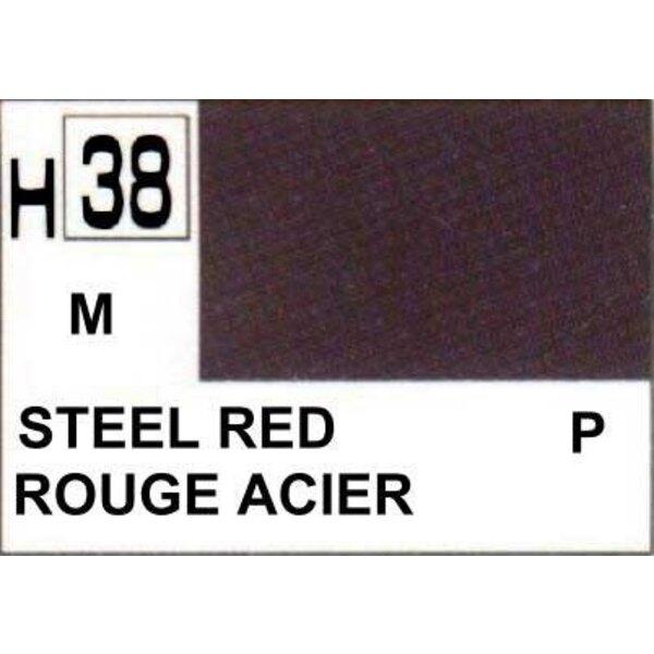 rouge acier