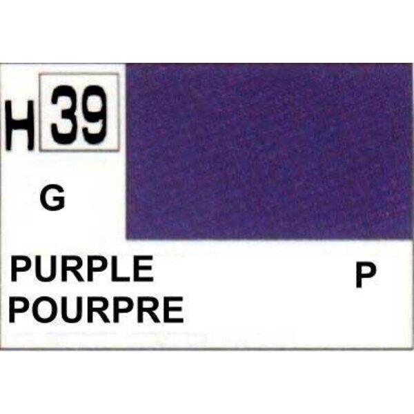 H039 Pourpre brillant