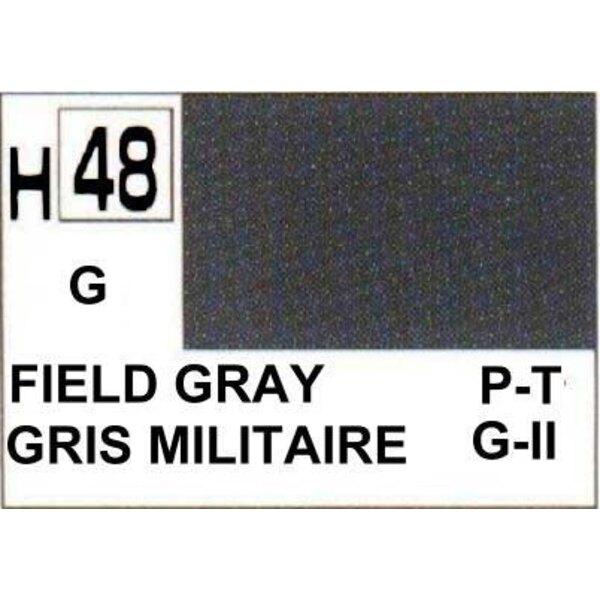 H048 Gris troupes allemand brillant