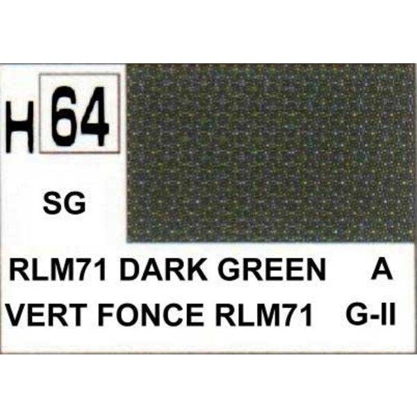 H064 Vert foncé mat
