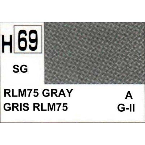 H069 Grey matt