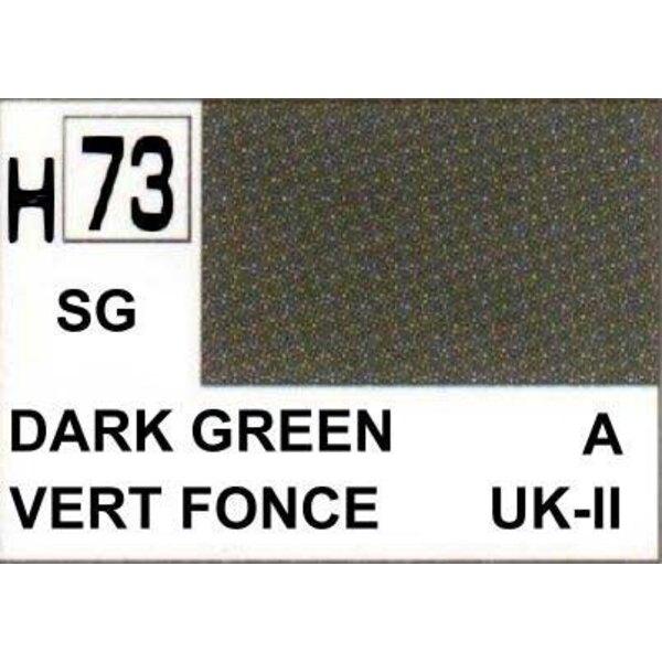 H073 Vert foncé mat