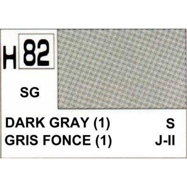 H082 Gris foncé mat