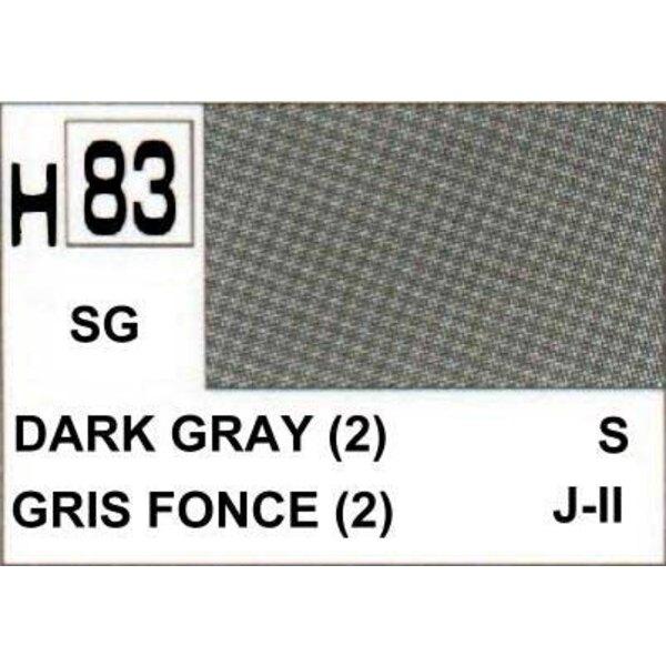 H083 Gris foncé (2) mat