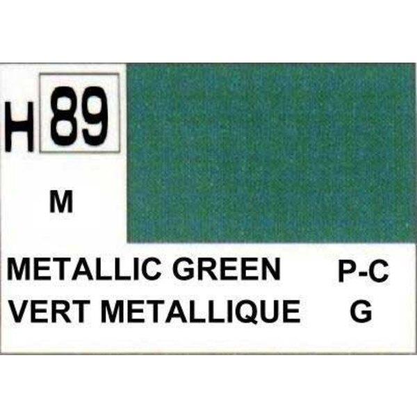 vert metallique