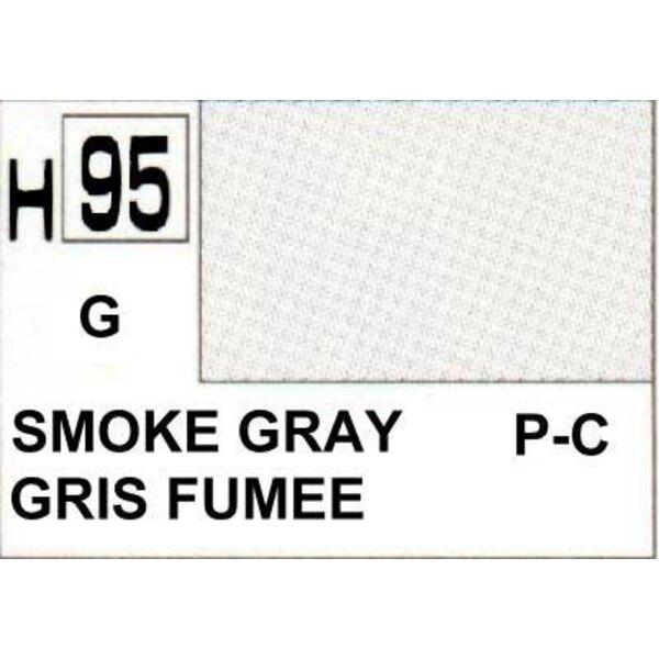 H095 Gris fumée brillant