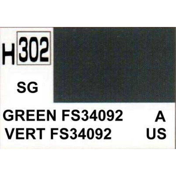 H302 Vert FS34092 mat
