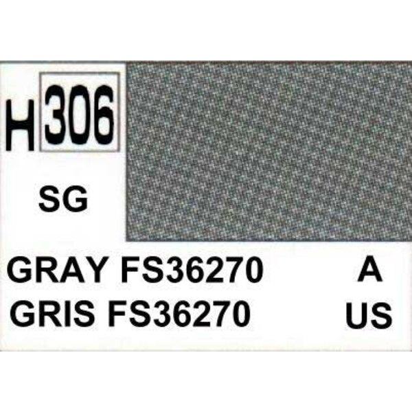 H306 Gris FS36270 mat