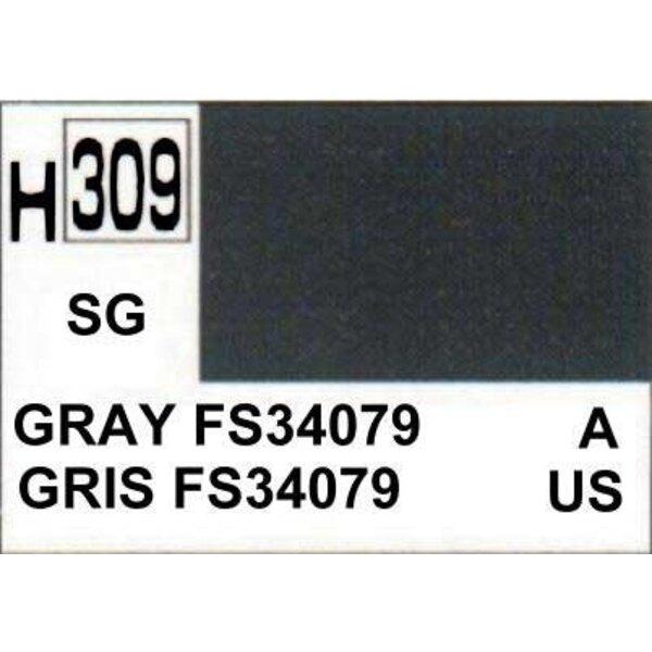 H309 Vert FS34079 mat