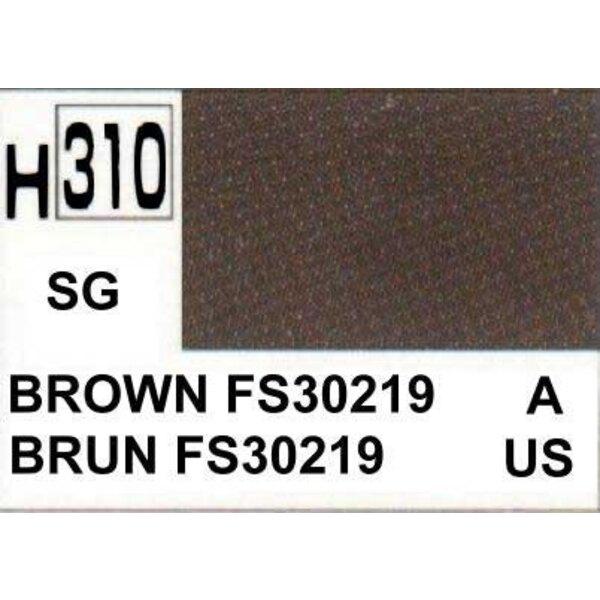 H310 Marron FS30219 mat
