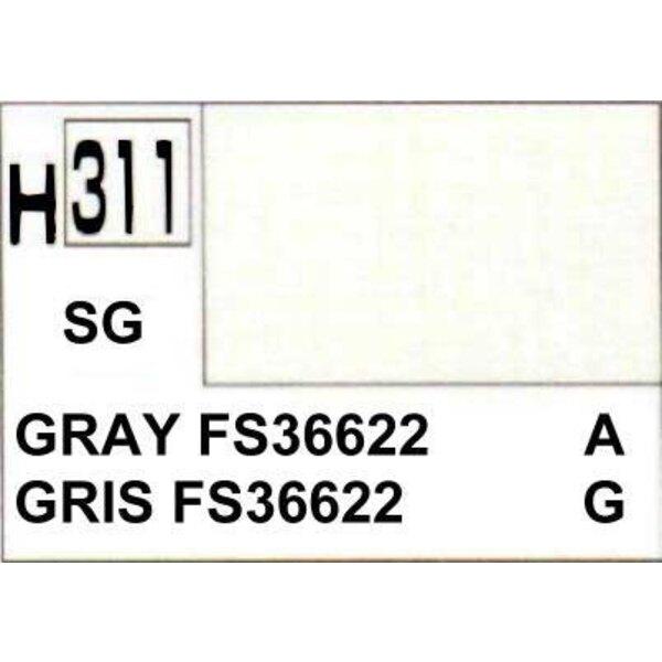H311 Gris FS36622 mat