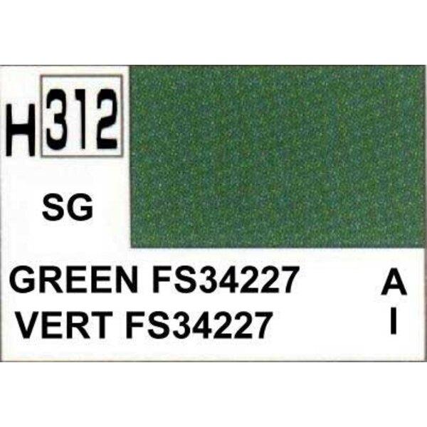 H312 Vert FS34227 mat