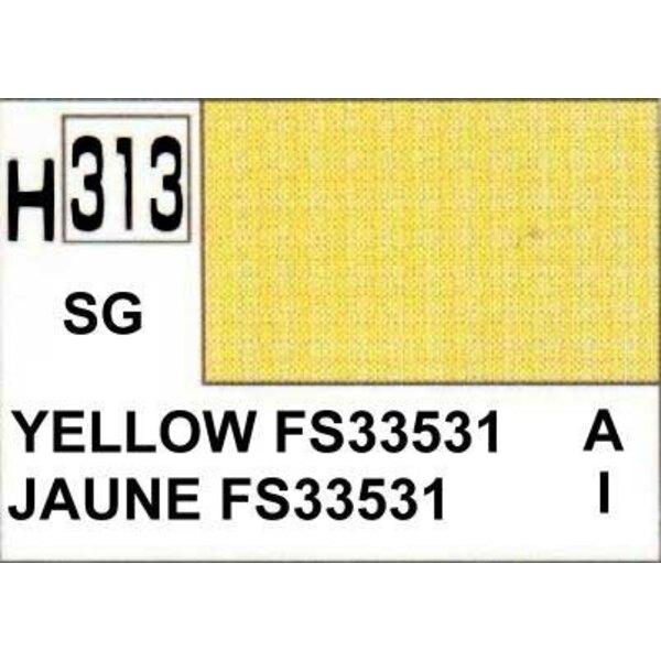 H313 Jaune FS33531 Halbmat