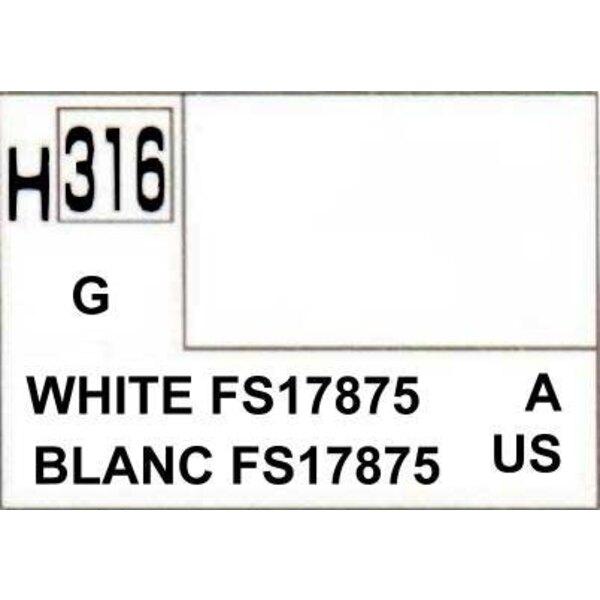 H316 White FS17875