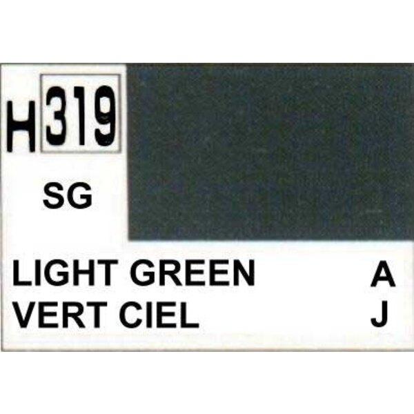 H319 Vert clair mat