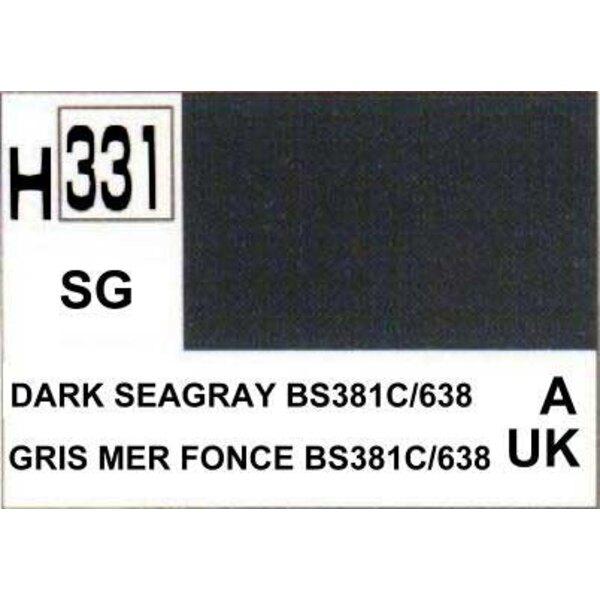 H331 Gris foncé mer BS831c/63