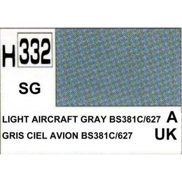 H332 Gris avion clBS831c/627