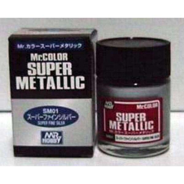SM01 Mr.Super chrome