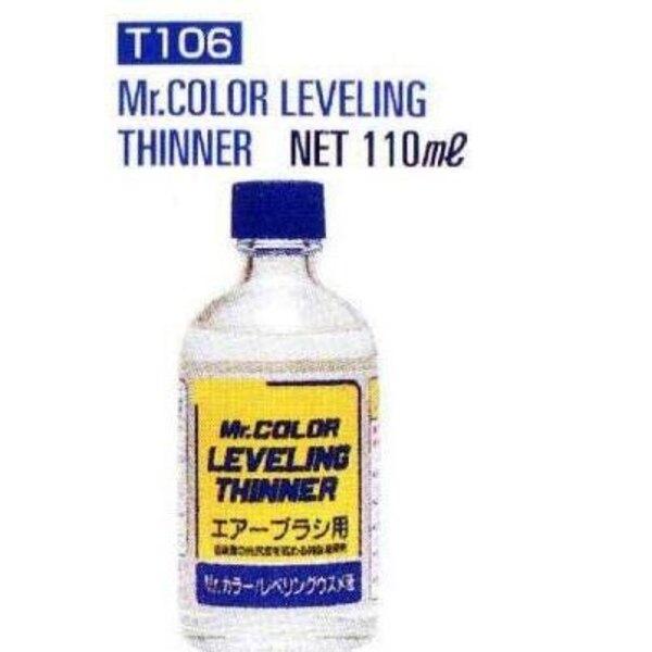 T106 Mr.Colour Level.Thinner 110ml (4 floz)