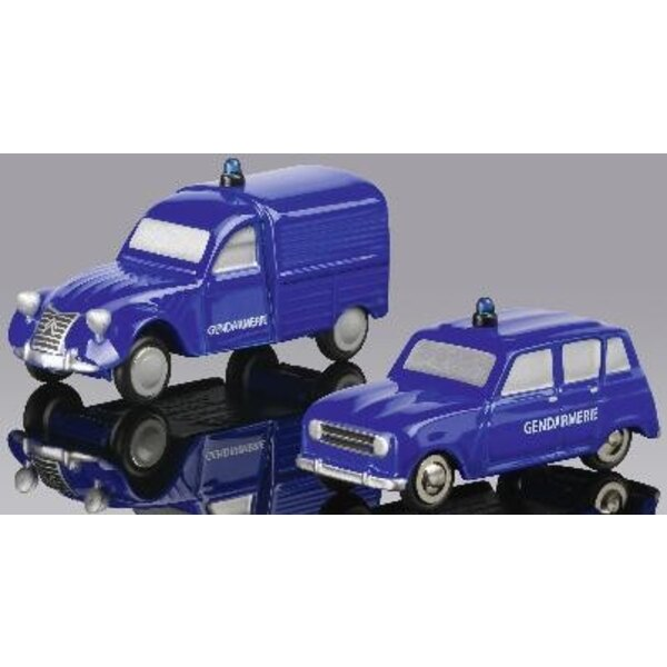 set gendarmerie piccolo