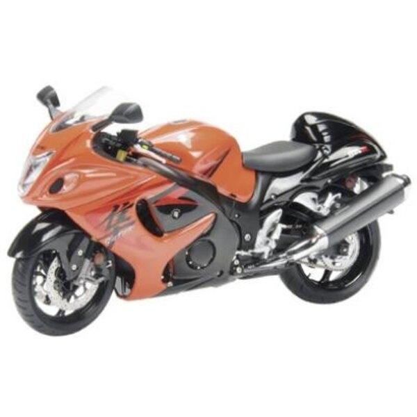 suzuki gsx 1300r orange 1/12