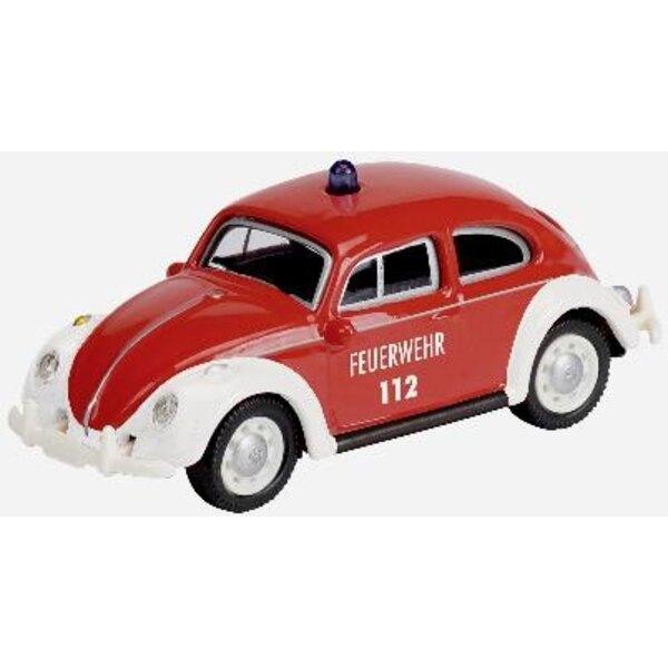 vw beetle pompiers 1/87