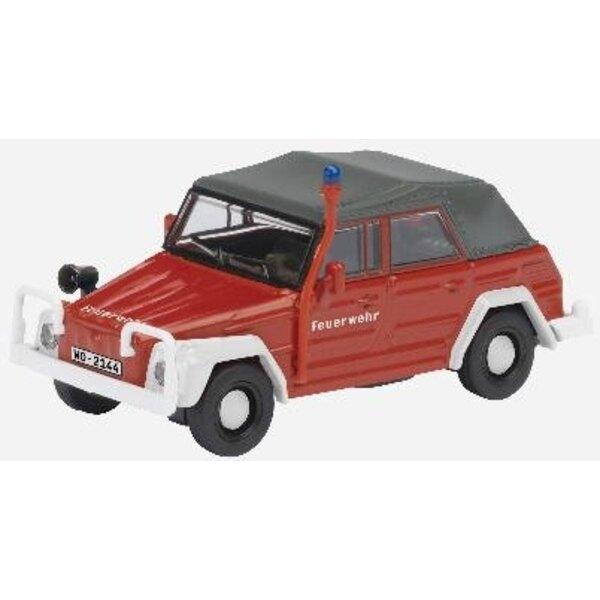 VW Kubelwagen Firefighters 1:87
