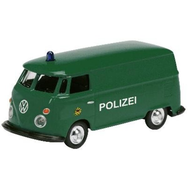 vw t1 police 1/87