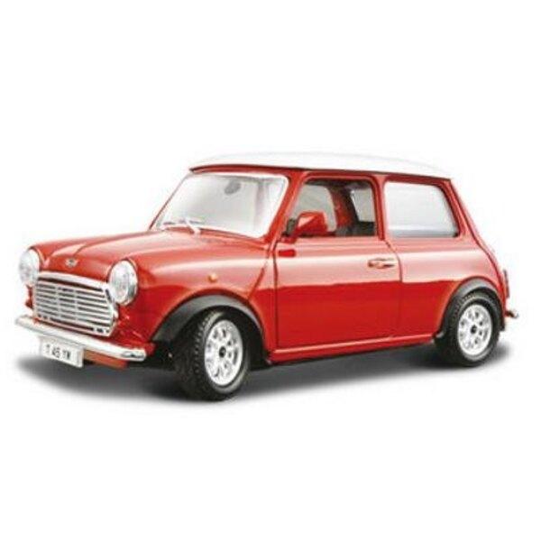 mini cooper 1969 1/24