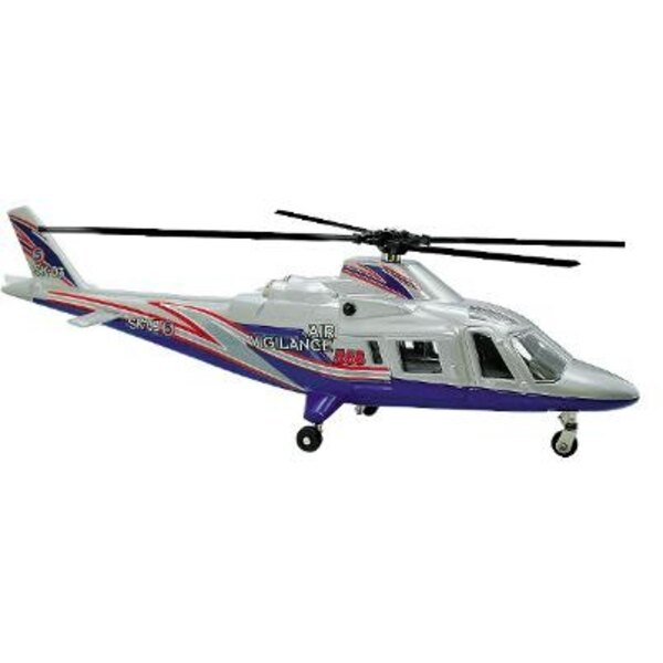 helicoptere agusta 220mm