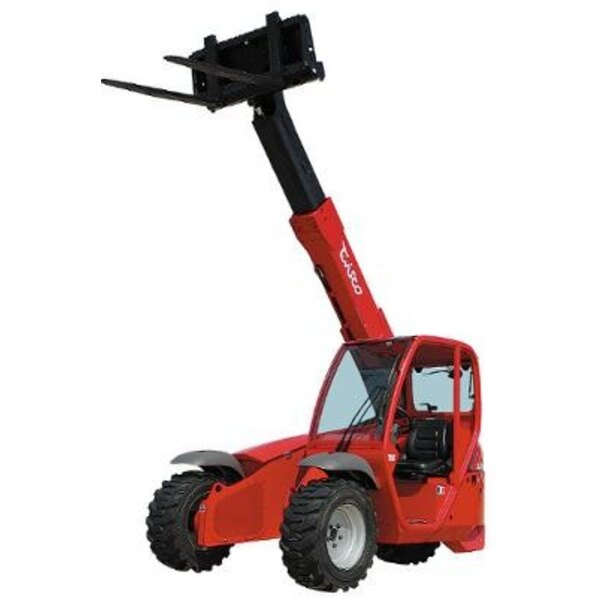 Manitou Tawisco Slt415 with Forks 1:25
